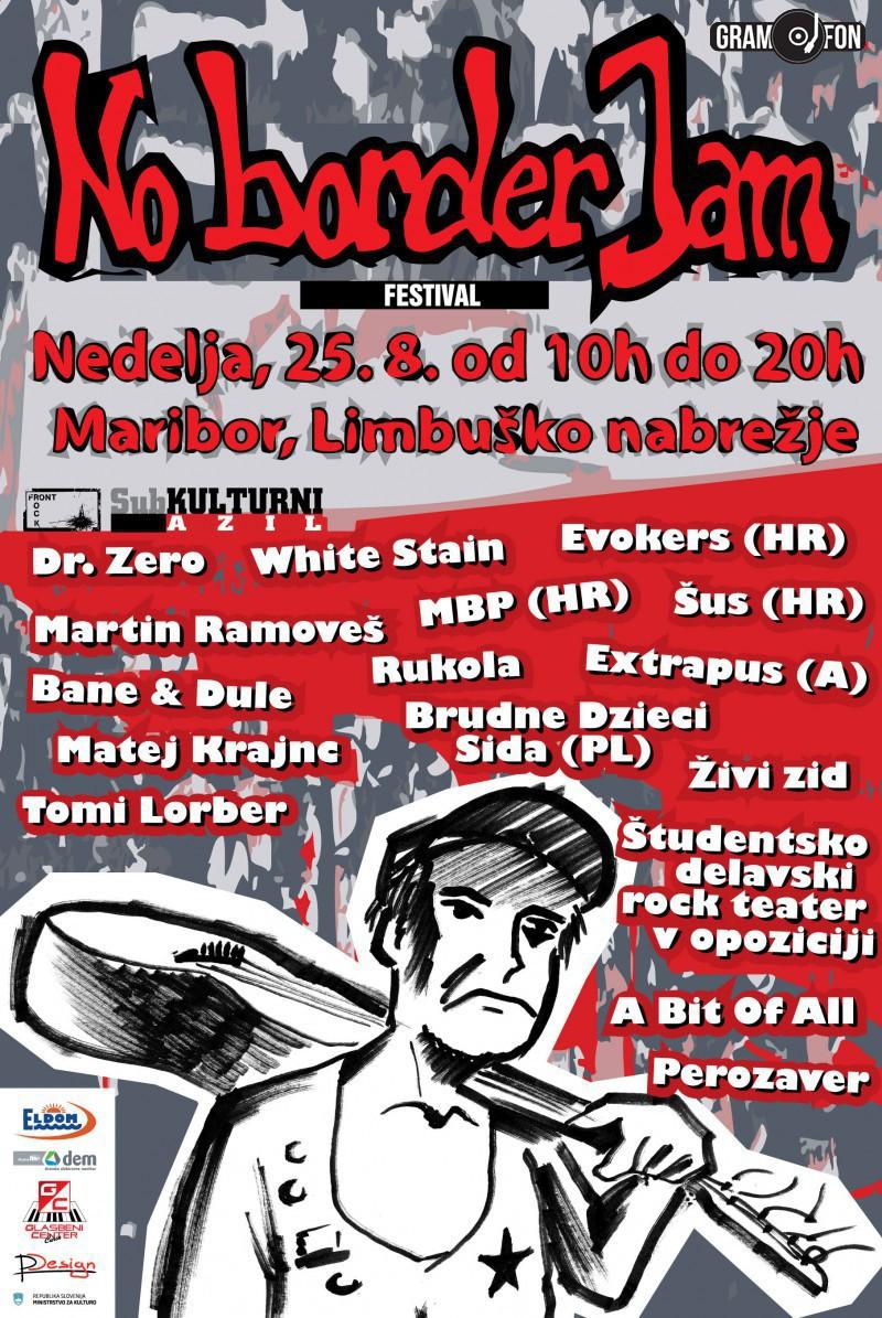 No Border Jam 2013
